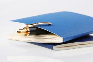 книга для записи